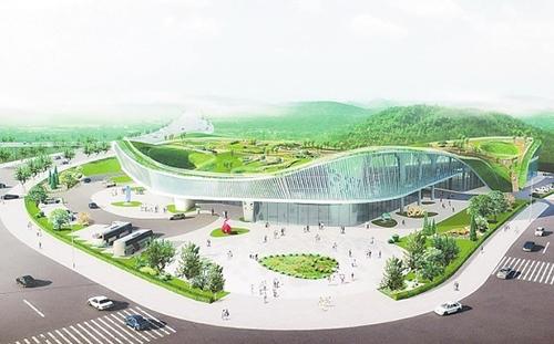 南宁市规划展示馆