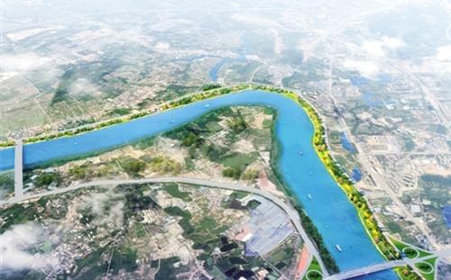邕江综合整治和开发利用工程