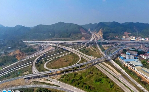 南宁连福-安吉立交一期工程