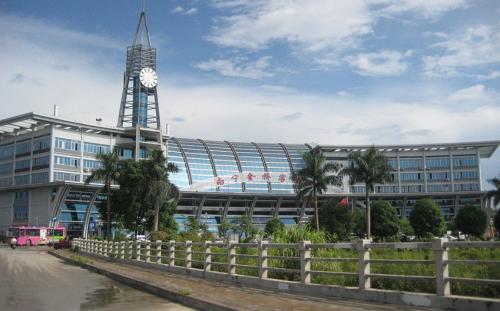 金桥客运站