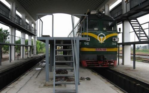广西沿海铁路公司防港