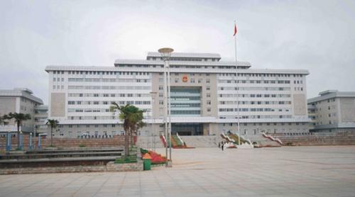 来宾行政中心